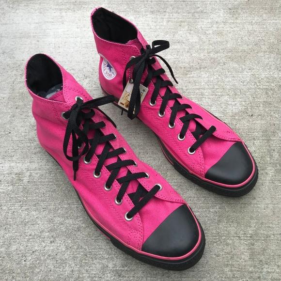 0e86ba80bb4d Converse Other - CONVERSE  All Star High Top Heart Pink Black NEW